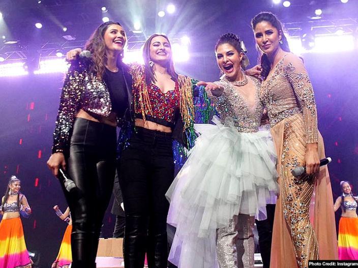 DA-BANGG TOUR: Salman Khan, Katrina Kaif and Jacqueline Fernandez steals the show |