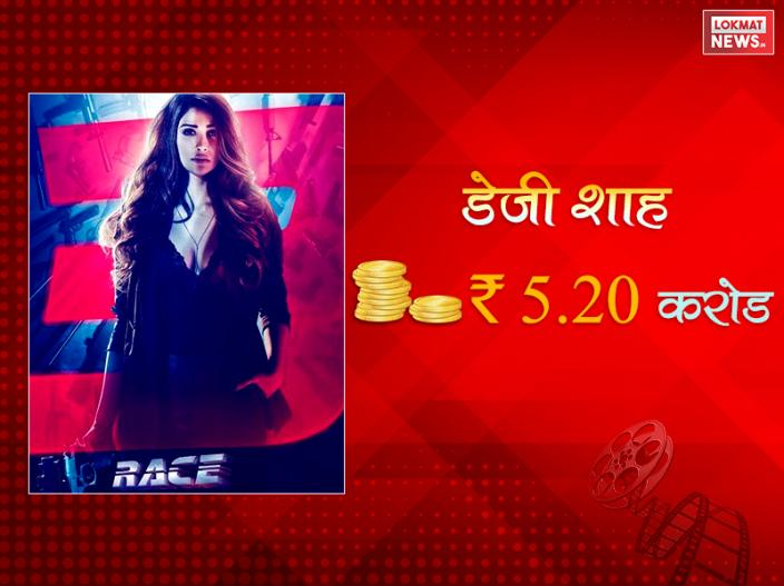 Race 3 Movie Star Salary: how much boby deol, salman khan, jacqueline fernandez, anil kapoor charge for race 3 movie |