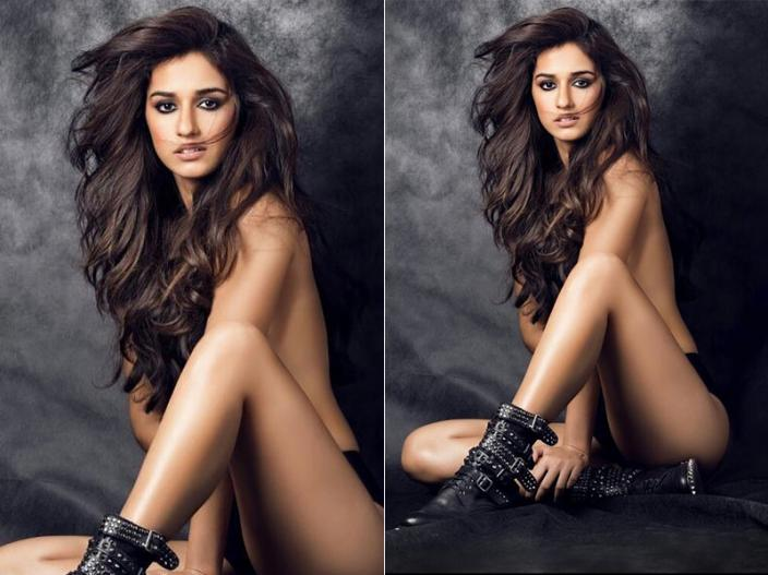 See Disha Patani bold, sexy, summer hotter pics in black monokini, View Photos |