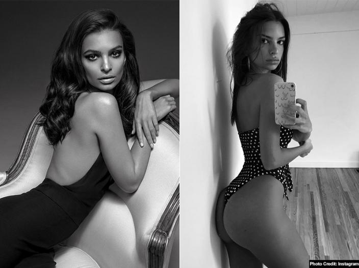 Bold Pics: Emily Ratajkowski Nude Photos Goes viral On Instagram  