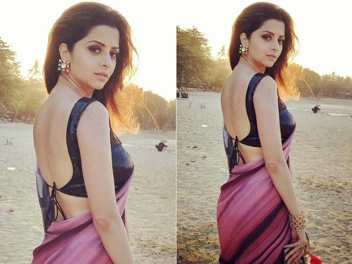 South actress Vedhika Kumar to make her Bollywood debut opposite Serial Kisser Emraan Hashmi in the film 'The Body' |