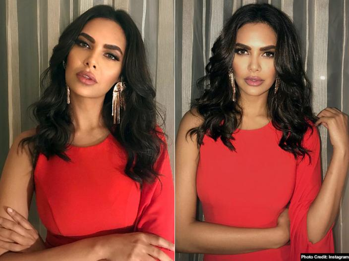 Paltan Actress Esha Gupta Trolled after share her middle finger Pics on Instagram |