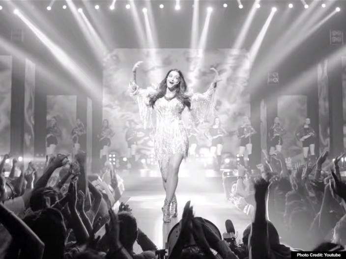 Fanney Khan first song Mohabbat released: Aishwarya Rai Bachchan's view hot moves in this song |