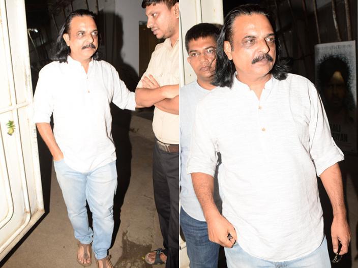 Gali Guleiyan Screening: Manoj bajpai, Aditi sharma, Manish paul and Other stars attend the screening  