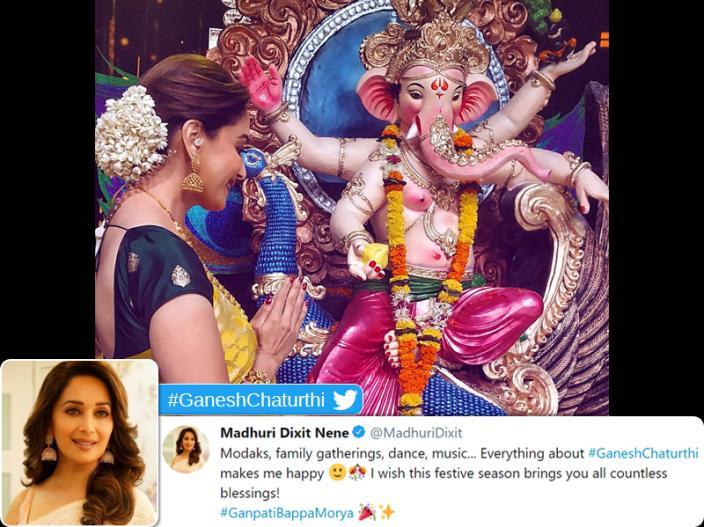 Ganesh Chaturthi 2018: Narendra Modi, Deepika Padukone, Sachin Tendulkar Give wishes on Ganesh Chaturthi |