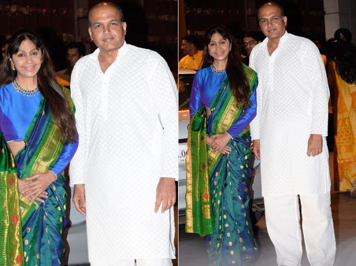 Ganesh Chaturthi 2018: Bollywood Stars visit Antilla to celebrate Ganpati festival at Mukesh Ambani's house, See Photos |