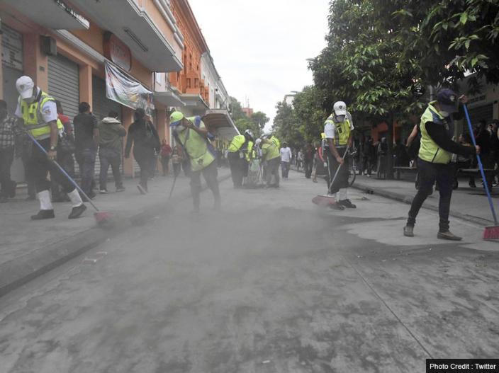 Pics: Guatemala's Fuego volcano eruption kills 25, 17 lakh people Influenced |
