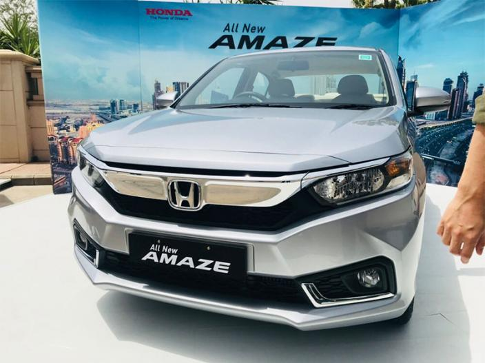 Honda Amaze second generation launched in India |