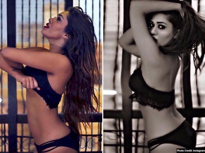 Hritu Zee share her bold and sensational pics |