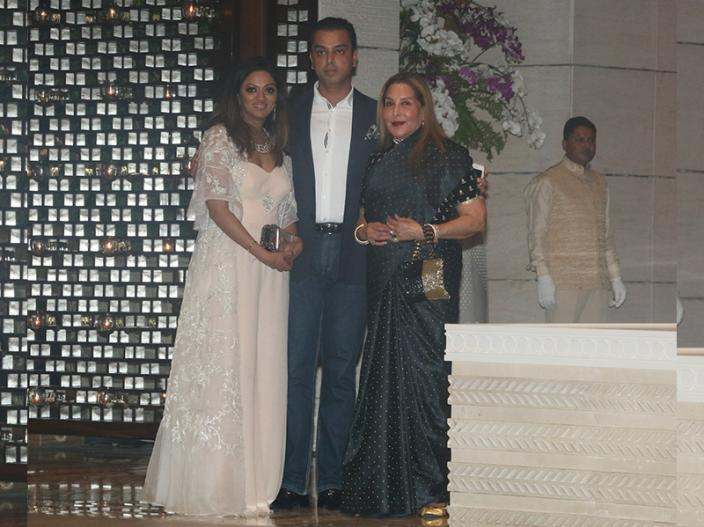 Isha Ambani Engagement Party at Antilia |