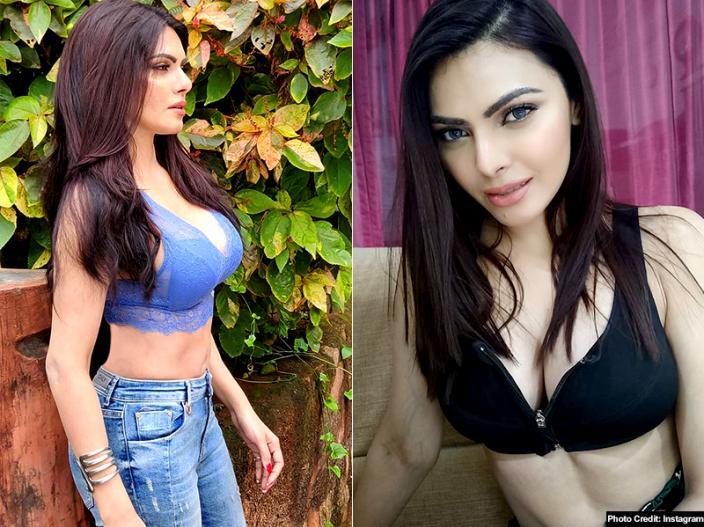 Kamasutra 3D actress Sherlyn Chopra Braless Photos Goes Viral On Internet |