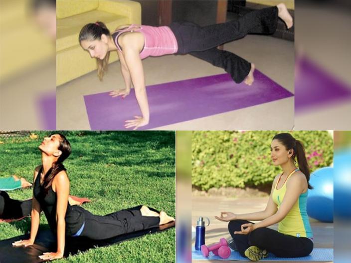 International Yoga Day 2018: malaika arora to jacqueline fernandez these bollywood actress follow yoga for fitness |