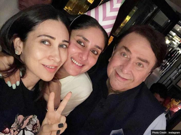 kareena kapoor Celebrate her birthday with hubby saif ali khan and family, See Inside Pics |