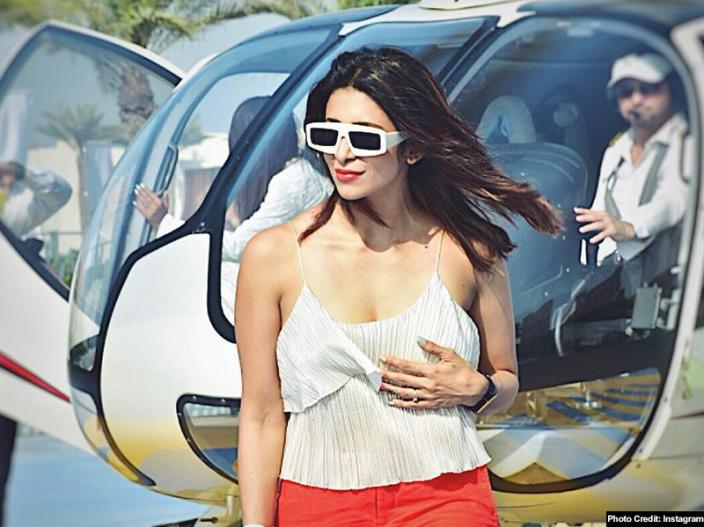 TV Actress Kishwer Merchant Share Her Hot and Bold Photos on Instagram |