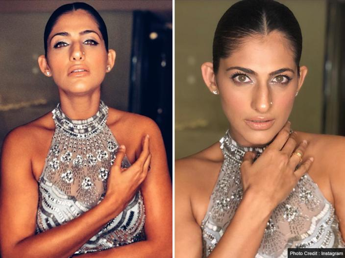 Hot Pics: Sacred Games Kubbra Sait Post her Bold and Sexy Photos on Instagram |