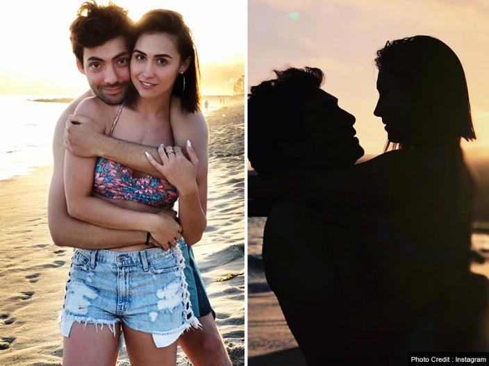 In Pics: Varun dhawan abcd 2 actress Lauren Gottlieb dating with Benjamin David Hoffman |