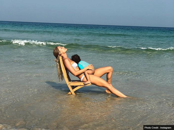 Lisa haydon hot pics: Hollywood and Bollywood actress lisa haydon share her bikini pics on Instagram |
