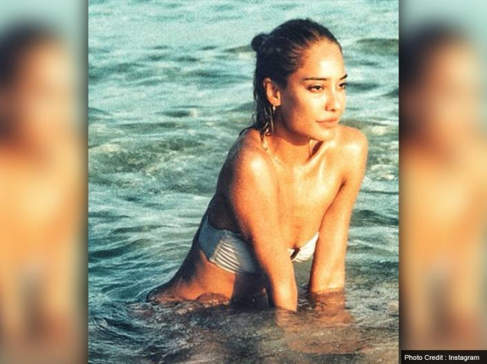 Lisa haydon hot pics: Hollywood and Bollywood actress lisa haydon share her bikini pics on Instagram |