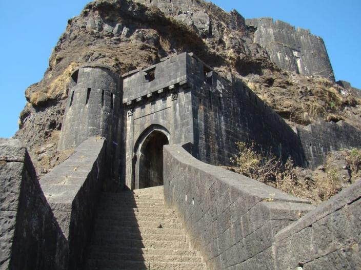 In Photos: 8 famous and Amazing forts of Chhatrapati Shivaji Maharaj |