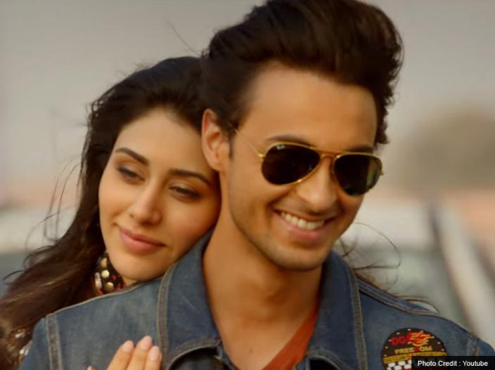 Salman Khan's Brother-In-Law Aayush Sharma's Loveratri trailer out, view in Pics |
