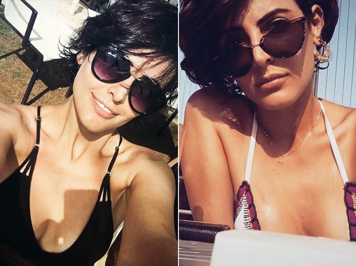 Mandana karimi post her Nude photos on Instagram and she got trolled |