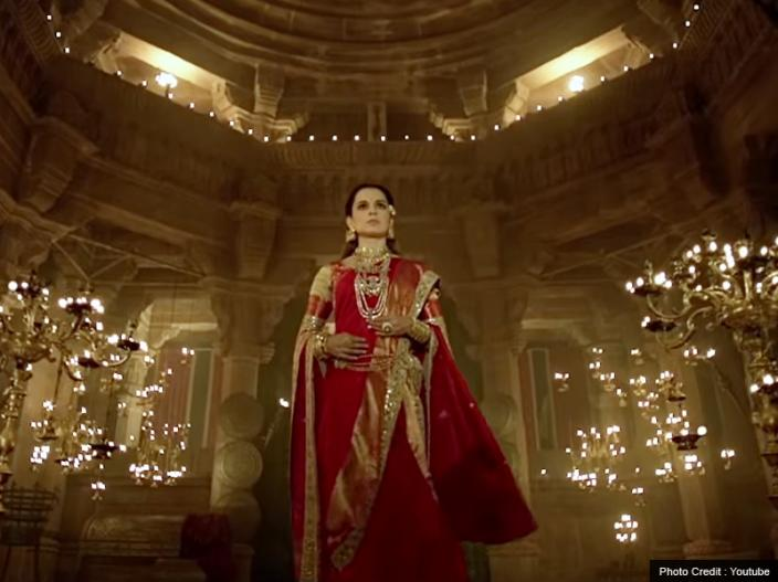 Kangana Ranaut Film Manikarnika: The Queen of Jhansi Teaser Crossed more than 10 million views on Youtube |