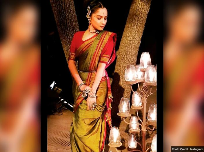Kangana Ranaut as 'Jhansi Ki Rani'  
