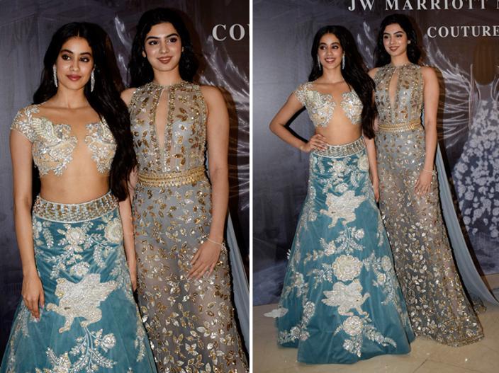 Manish Malhotra show 2018: Salman khan, katrina kaif, Janhvi kapoor did ramp walk other Bollywood stars attend the show |