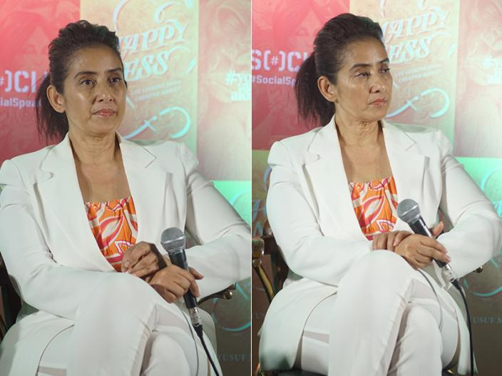Manisha Koirala at book launch |