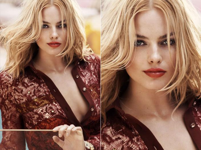 See Margot Robbie Hot and Bold Pics: Time listed her in world 100 influential people |