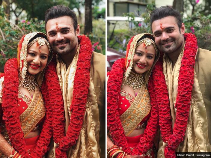 In Pics: Mithun chakraborty son mimoh chakraborty got married with madalasa pics goes viral on social media | In Pics: Mithun chakraborty son mimoh chakraborty got married with madalasa pics goes viral on social media