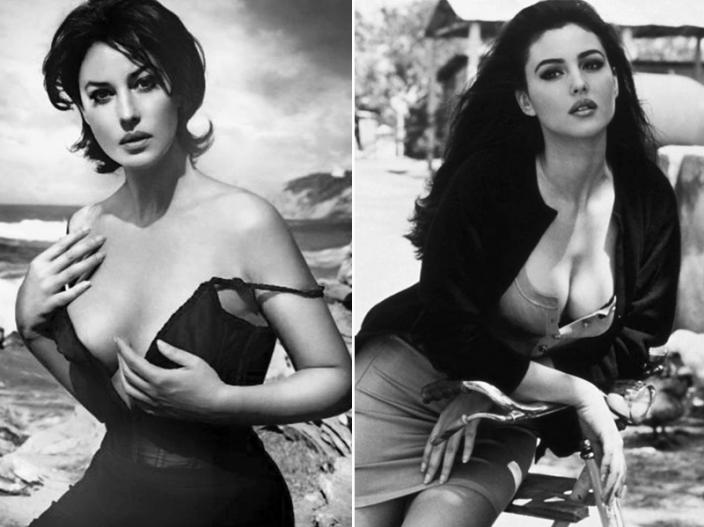 See Monica Bellucci hot, sexy, bold and sensual Photos, hd pic |