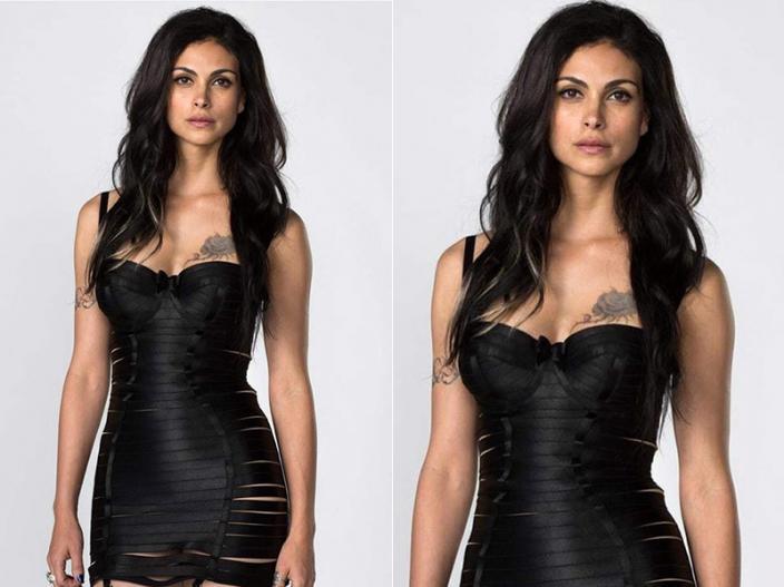 Hot Pics: Deadpool actress Morena Baccarin bold, sexy bikini and sizzling photos |