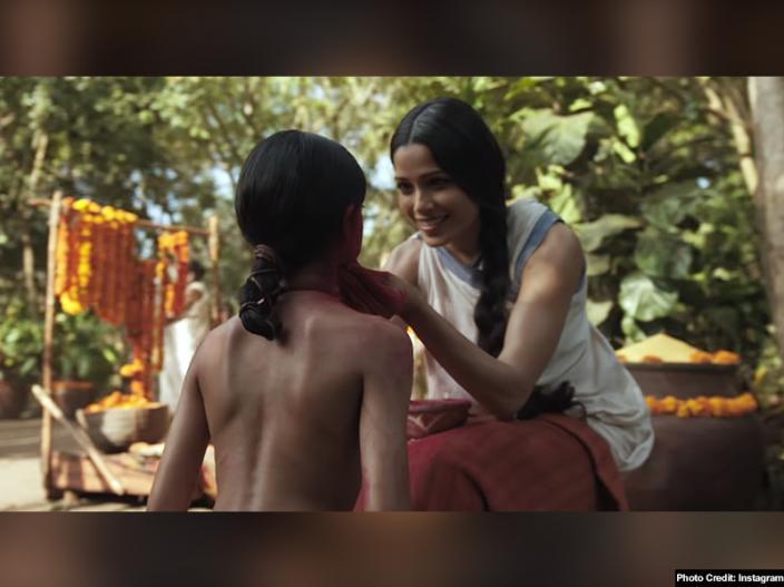 Mowgli Trailer Pics  