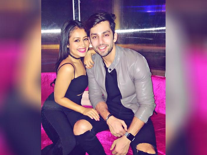 neha kakkar dating this bollywood actor himansh kohli  