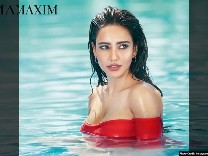 Bold Photos: Neha Sharma Sexy Bikini Avtar for maxim magazine, Share pics on Instagram  