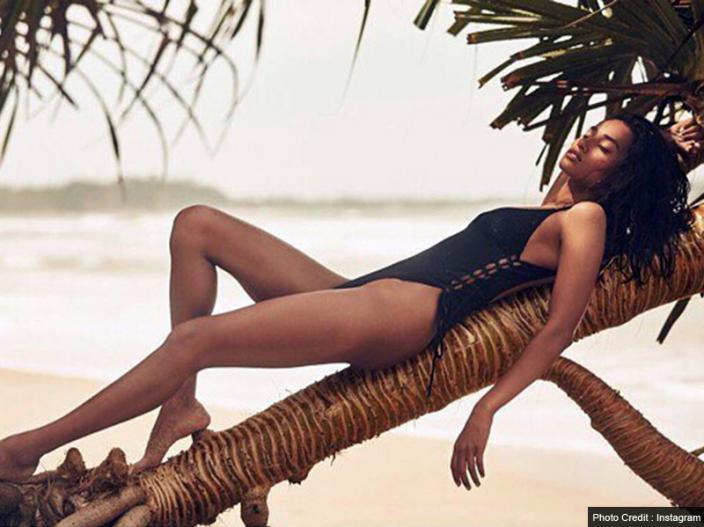 Hot Photos: Nidhi Sunil's Stunning Bold Bikini Pics goes viral on Instagram |