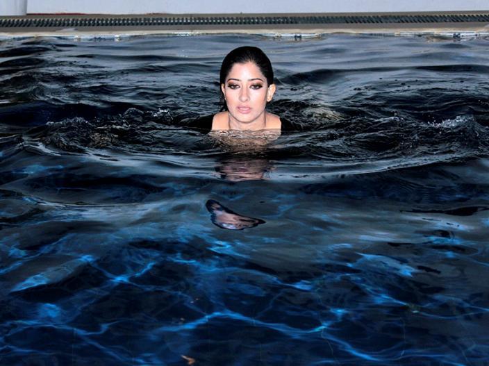 Niharica Raizada hot, bold and sexy photo shoot |