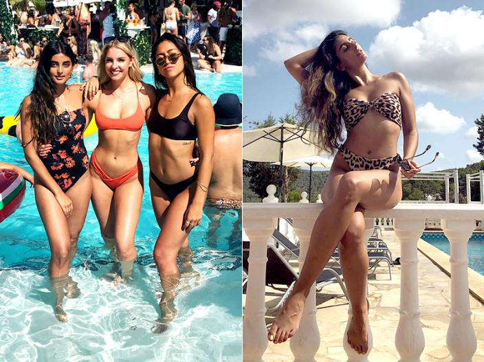 Nikkita Chadha Share her Bikini Photos on Instagram, Pics Goes Viral |