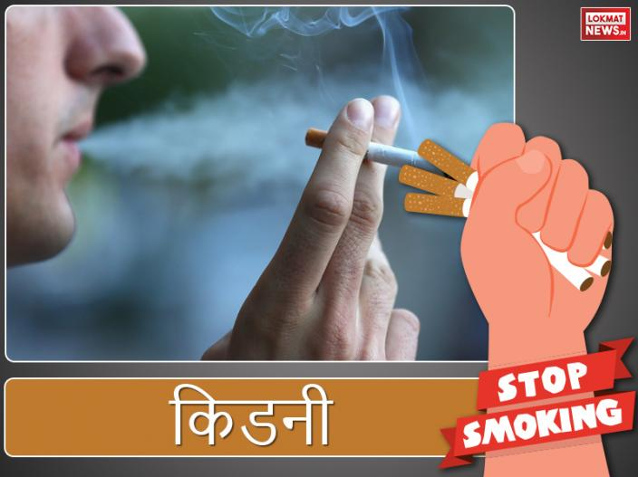 World No Tobacco Day: How Tobacco damage 10 organs apart from your penis, kidney, lungs, see in pics |