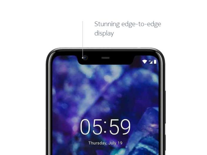 Photos: Nokia 6.1 Plus and Nokia 5.1 Plus Launched in India, see features, specification and performance in Pics |