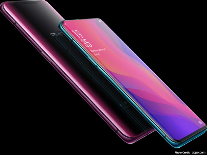 Oppo Find X with camera slider launched, View specifications, Features in Pics  