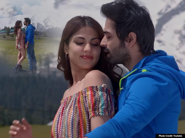 Pal Song From Jalebi Released: Varun Mitra and Rhea Chakraborty Love Chemistry Seen In this Song, Singer Arijit Singh and Shreya Ghoshal |