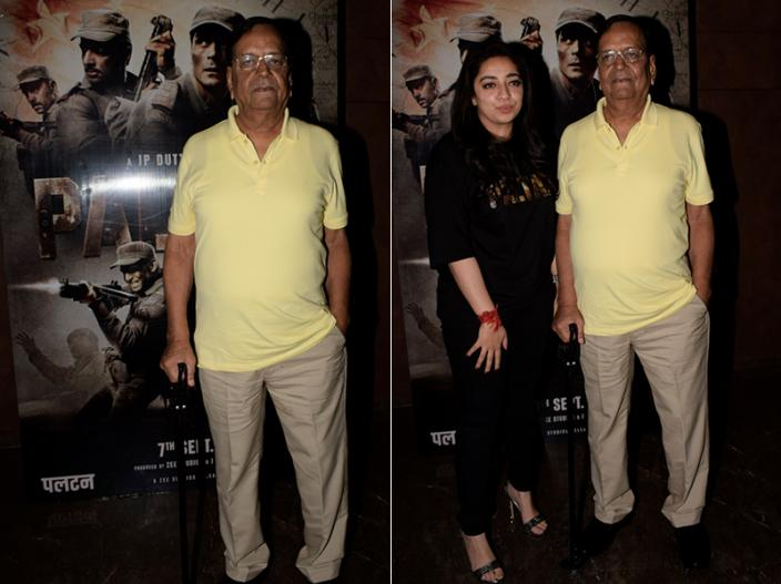 Paltan Screening: John Abraham, Jackie Shroff, Arjun Rampal, Sonu Sood, Gurmeet Choudhary, Harshvardhan Rane, Siddhanth Kapoor, Luv Sinha Watch the film |