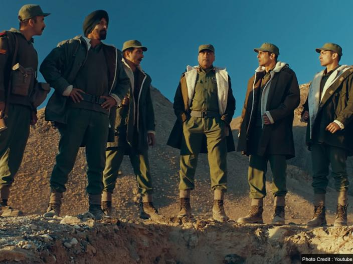 J P Dutta Paltan Official Trailer Released: Jackie Shroff, Arjun Rampal, Sonu Sood, Harshvardhan Rane starrer movie  