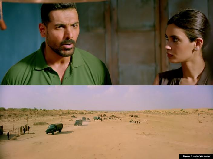 john abraham upcoming film parmanu the story of pokhran new song shubh din release |