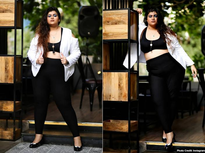 Hot Photos: know the SUCCESS STORY Plus Size Model Payal soni |