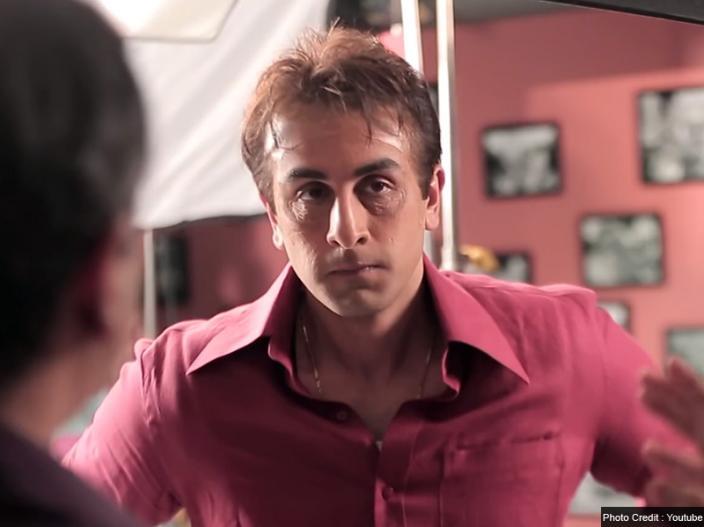 SANJU: Ranbir Kapoor to Munna Bhai aka Sanjay Dutt-Transformation, See Photos Pics HD Images |
