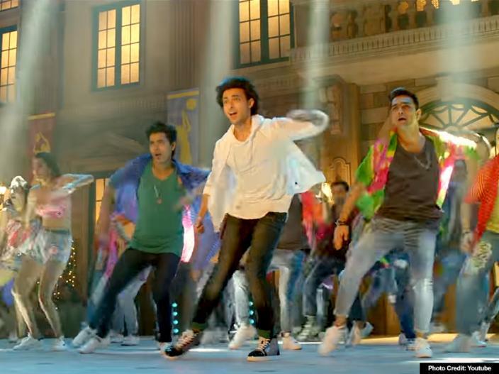 Loveratri Song RangTaari: AAyush Sharma Gave his Best Dance Performance on Yo Yo Honey Singh Rap  