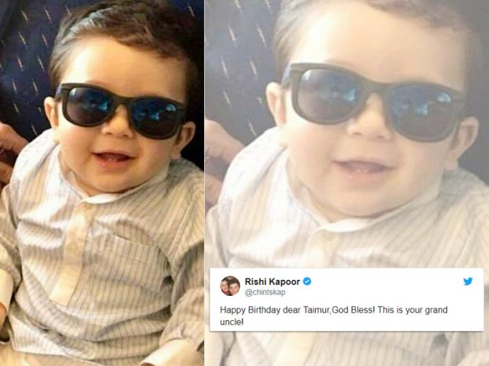 Happy birthday Rishi Kapoor: 11 Tweets by Chintu proves that he is master in comedy |